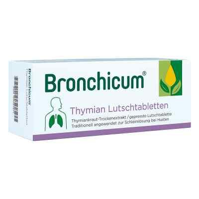 Bronchicum Thymian Lutschtabletten - bei Husten  bei juvalis.de bestellen