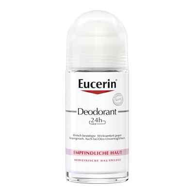 Eucerin Deodorant Roll on 24 h  bei juvalis.de bestellen