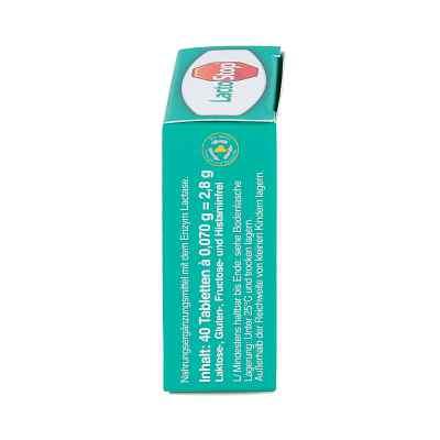 Lactostop 3.300 Fcc Tabletten Klickspender  bei juvalis.de bestellen
