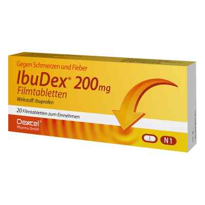 IbuDex 200mg  bei juvalis.de bestellen