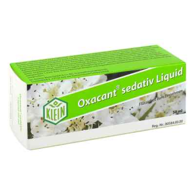 Oxacant sedativ Liquid  bei juvalis.de bestellen