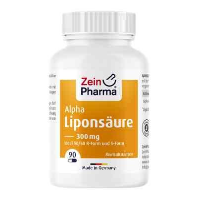 Alpha Liponsäure 300 mg Kapseln  bei juvalis.de bestellen