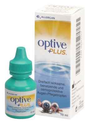 Optive Plus Augentropfen  bei juvalis.de bestellen