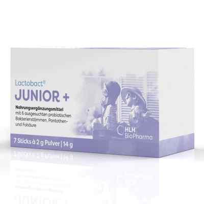 Lactobact Junior 7 Tage Beutel  bei juvalis.de bestellen