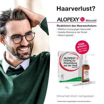 Alopexy 5% Lösung zur Anwendung auf der Haut  bei juvalis.de bestellen