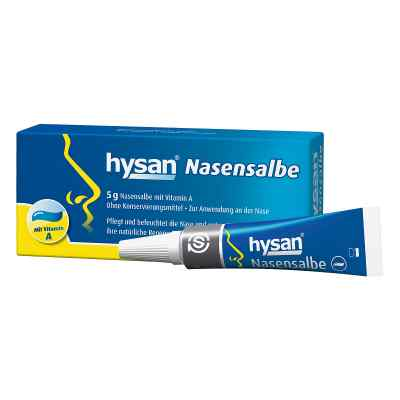 Hysan Nasensalbe  bei juvalis.de bestellen