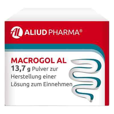 Macrogol AL 13,7g  bei juvalis.de bestellen