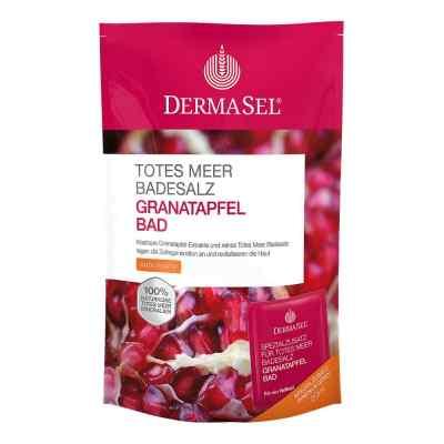 Dermasel Totes Meer Badesalz+Granatapfel Spa  bei juvalis.de bestellen