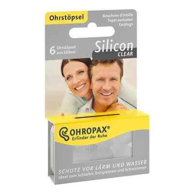 Ohropax Silicon Clear  bei juvalis.de bestellen