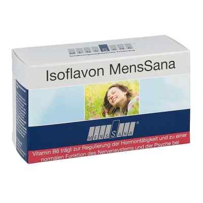 Isoflavon Menssana Kapseln  bei juvalis.de bestellen