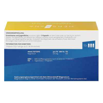 Magnesium Citrat Menssana Kapseln  bei juvalis.de bestellen