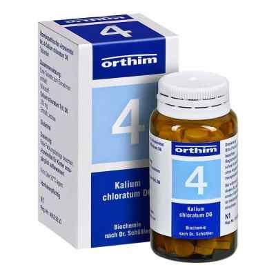 Biochemie Orthim 4 Kalium chloratum D 6 Tabletten  bei juvalis.de bestellen