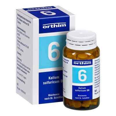 Biochemie Orthim 6 Kalium sulfuricum D 6 Tabletten  bei juvalis.de bestellen