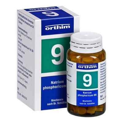 Biochemie Orthim 9 Natrium phosphoricum D 6 Tabletten   bei juvalis.de bestellen