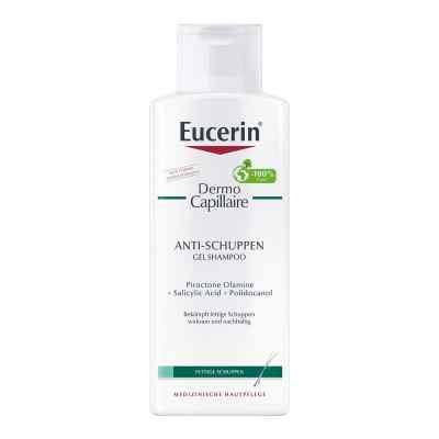 Eucerin Dermocapillaire Anti-schuppen Gel Shampoo  bei juvalis.de bestellen
