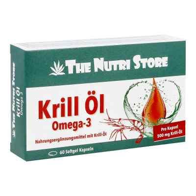Krillöl 500 mg Kapseln  bei juvalis.de bestellen