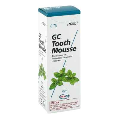 Gc Tooth Mousse Pfefferminz  bei juvalis.de bestellen