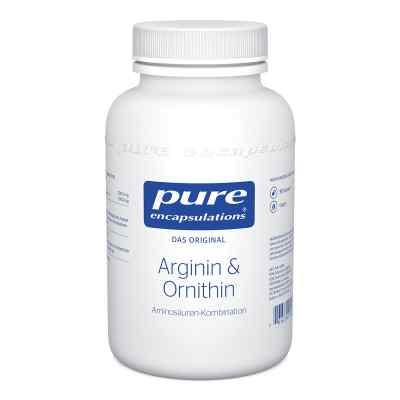 Pure Encapsulations Arginin + Ornithin Kapseln  bei juvalis.de bestellen