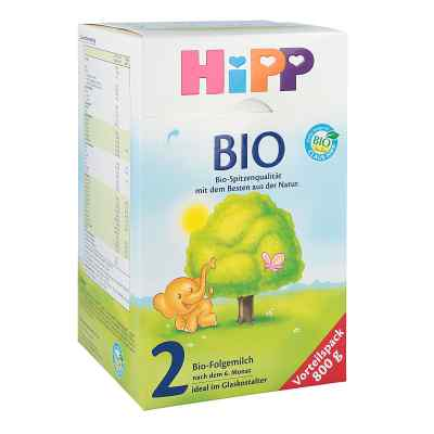 Hipp 2 Bio Folgemilch 2047  bei juvalis.de bestellen