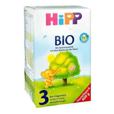 Hipp 3 Bio Folgemilch 2078  bei juvalis.de bestellen