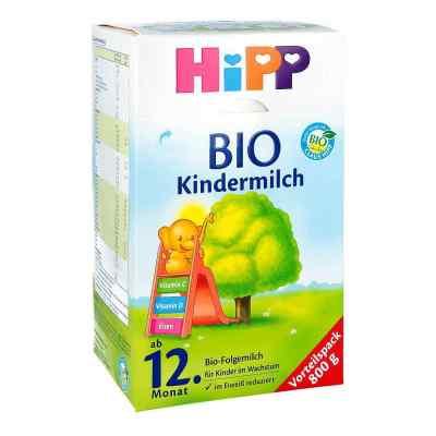 Hipp Bio Kindermilch Pulver  bei juvalis.de bestellen