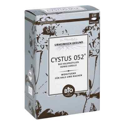 Cystus 052 Bio Halspastillen Honig Vanille  bei juvalis.de bestellen