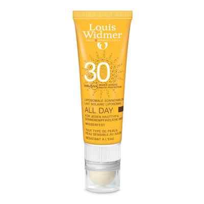Widmer All Day 30 Mil.sporttube+lipst.leicht parfümiert  bei juvalis.de bestellen