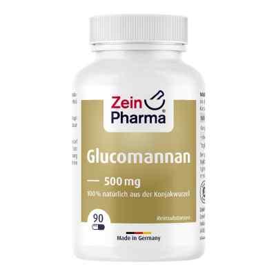 Glucomannan Sättigungskapseln  bei juvalis.de bestellen