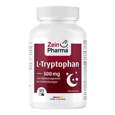 L-tryptophan 500 mg Kapseln  bei juvalis.de bestellen
