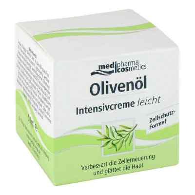 Olivenöl Intensivcreme leicht  bei juvalis.de bestellen