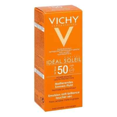 Vichy Capital Soleil Sonnen-fluid Lsf 50  bei juvalis.de bestellen
