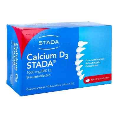 Calcium D3 STADA 1000mg/880 internationale Einheiten  bei juvalis.de bestellen