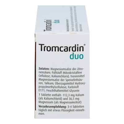 Tromcardin duo Tabletten  bei juvalis.de bestellen