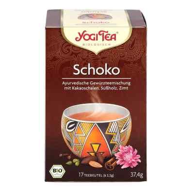 Yogi Tea Schoko Bio  bei juvalis.de bestellen