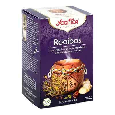 Yogi Tea Rotbusch Bio Filterbeutel  bei juvalis.de bestellen