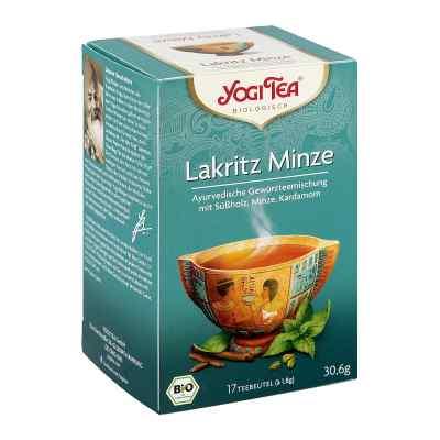 Yogi Tea Lakritz Minze Bio Filterbeutel  bei juvalis.de bestellen