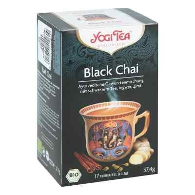 Yogi Tea Black Chai Bio Filterbeutel  bei juvalis.de bestellen