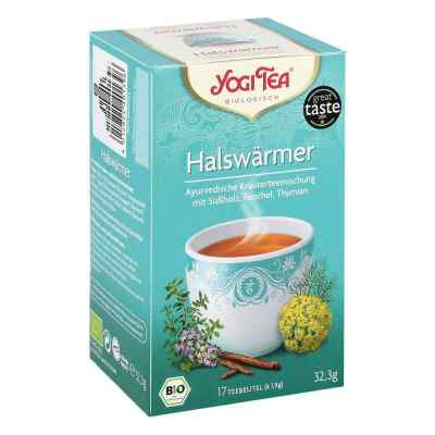 Yogi Tea Halswärmer Bio  bei juvalis.de bestellen