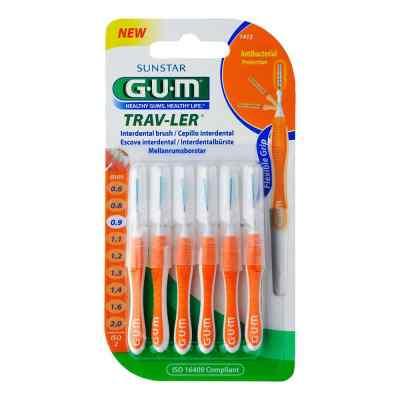 Gum Trav-ler 0,9mm Kerze orange Intendent.+6kappen  bei juvalis.de bestellen