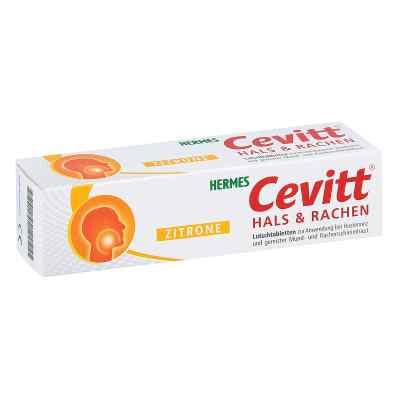 Cevitt Hals & Rachen Lutschtabletten Zitrone  bei juvalis.de bestellen