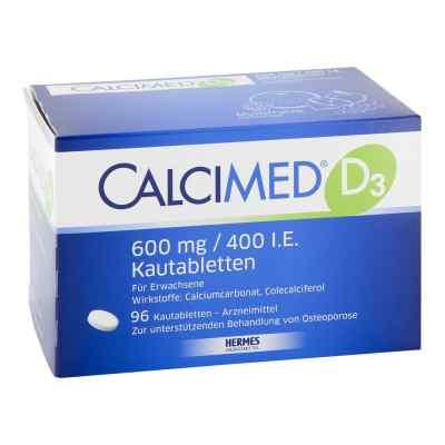 Calcimed D3 600mg/400 internationale Einheiten  bei juvalis.de bestellen