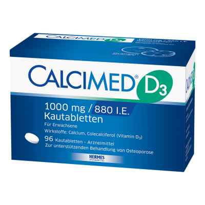 Calcimed D3 1000mg/880 internationale Einheiten  bei juvalis.de bestellen