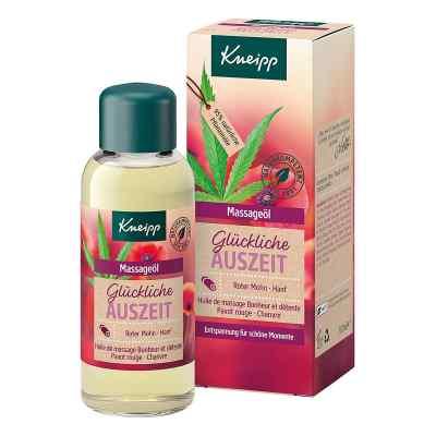 Kneipp Massageöl Glückliche Auszeit  bei juvalis.de bestellen