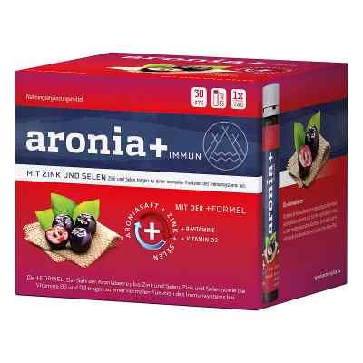 Aronia+ Immun Monatspackung Trinkampullen  bei juvalis.de bestellen
