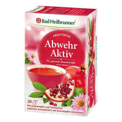 Bad Heilbrunner Kräutertee Abwehr Aktiv  bei juvalis.de bestellen
