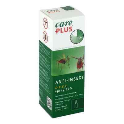 Care Plus Anti Insect Deet Spray 50%  bei juvalis.de bestellen