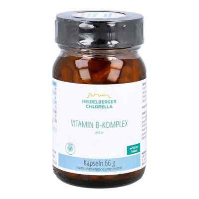 Vitamin B Komplex aktiv Kapseln  bei juvalis.de bestellen