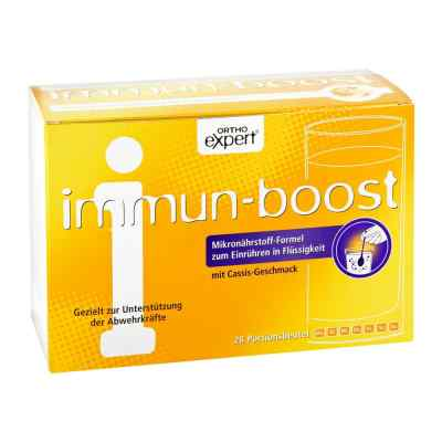 Immun-boost Orthoexpert Trinkgranulat  bei juvalis.de bestellen