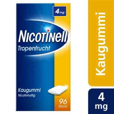 Nicotinell 4mg Tropenfrucht  bei juvalis.de bestellen