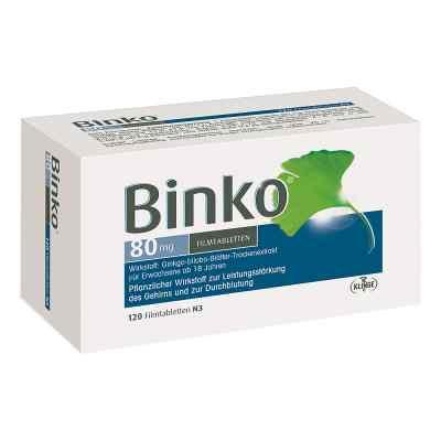 Binko 80mg  bei juvalis.de bestellen